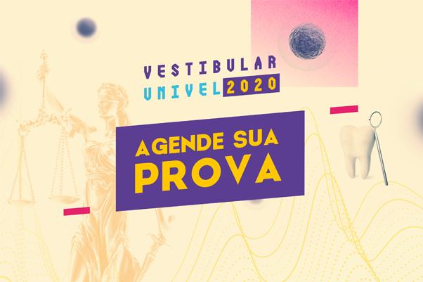 Agendamento Vestiba Inverno - Univel 2019