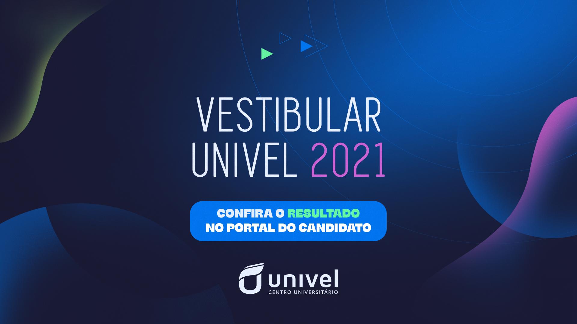 Vestibular Univel 2021